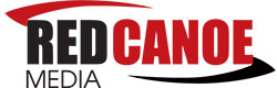 Red Canoe Media Retina Logo
