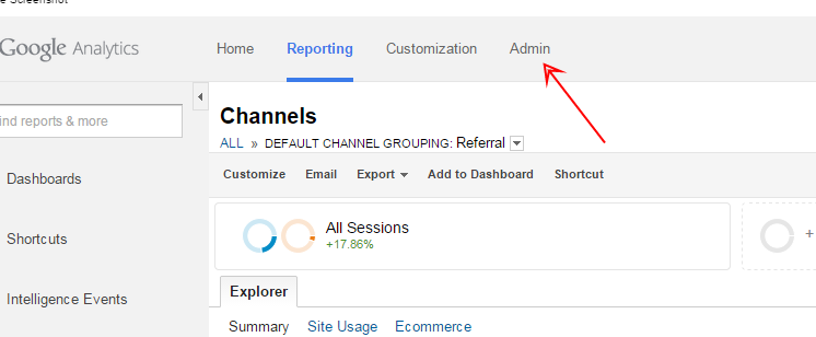 Channels - Google Analytics