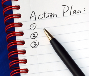 build an action plan