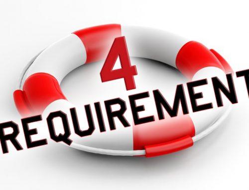 [CHECKLIST] Four Website Requirements to Survive 2017